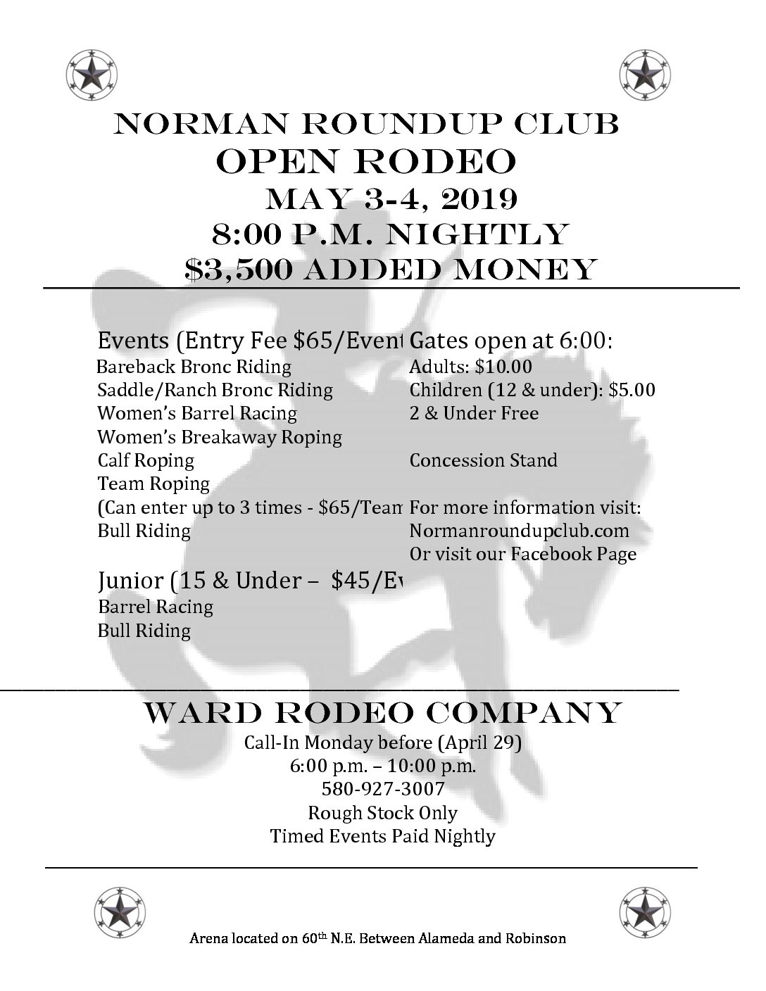 Norman Rodeo 2019